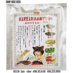 kem ủ siêu trắng mặt và body thuốc bắc ngọc trai Kireinakottoo - HX539