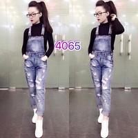 Quần Yếm Jean 4065