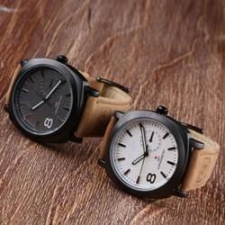 Đồng hồ dây da cao cấp giá rẻ chính hãng