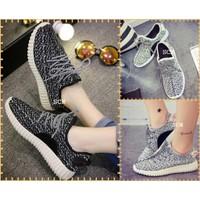 Giày bata thể thao Yeezy nữ