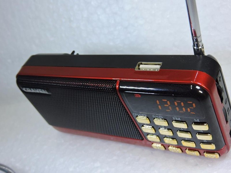 Loa Craven CR-83 - FM USB thẻ nhớ 2