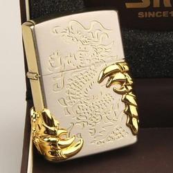 Hộp quẹt Zippo móng rồng chính hãng STAR