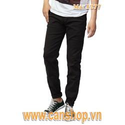 Quần jeans xám lông chuột - F277