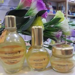 Bộ dưỡng mật ong Skinfood Royal honey , dòng dưỡng ẩm hydro có bán rời
