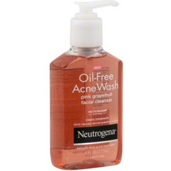 Sữa rửa mặt Neutrogena Oil Free Acne Wash Pink Grapefruit