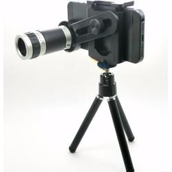 Len Chụp hình 8x - Ống lens phóng đại 8x dành cho smart phone