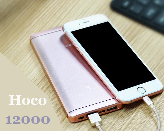 Pin dự phòng chính hãng HOCO 12000mAh 7