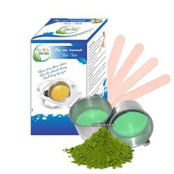 Sáp wax lông nóng trà xanh
