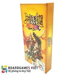 Đồ chơi Board Game Trí Tuệ - Tam Quốc Chí Vương Triều cơ bản