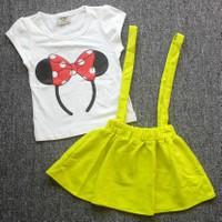 Bộ áo váy Mickey dễ thương XN098