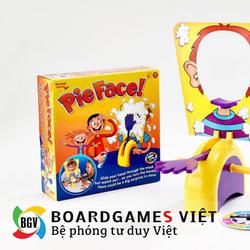 Đồ chơi Trẻ em - Pie Face Game - Trò chơi hồi hộp và đầy thú vị