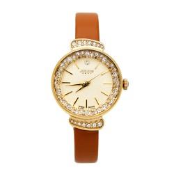 Đồng hồ nữ LA1056 - 3 màu xanh, đen, nâu đỏ