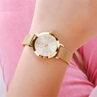 Đồng hồ nữ JULIUS LA970 vàng