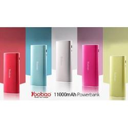 Pin sạc dự phòng Yoobao YB-6015 11000mAh hàng chính hãng
