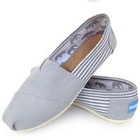 Giày TOMS vải nam G249
