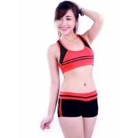 Bộ quần áo tâp thể dục thẩm mỹ TM029