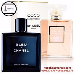 Bộ Nước Hoa Chanel Nam Nữ Hot Nhất Mọi Thời Đại