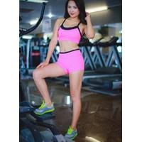 Bộ quần áo tâp thể dục thẩm mỹ TM021