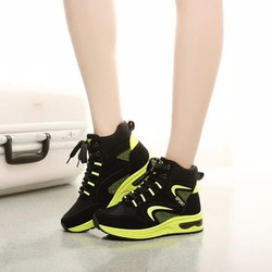B251X - Giày Boot Nữ thời trang cá tính