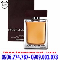 Nước hoa Nam D and G THE ONE FOR MEN