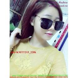 Kính mát thời trang phong cách sành điệu đẳng cấp KMTT215