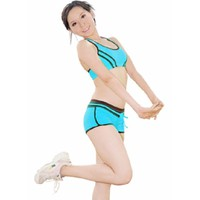 Bộ quần áo tâp thể dục thẩm mỹ TM018