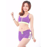 Bộ quần áo tâp thể dục thẩm mỹ TM027