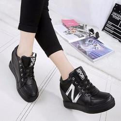 B255D - Giày Boot Nữ thời trang cá tính
