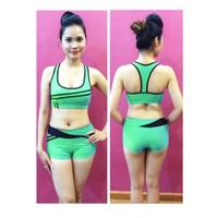 Bộ quần áo tập thể dục thẩm mỹ TM004