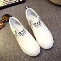 Giày Tom Bánh Mì độn gót - BM264T