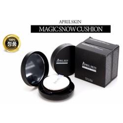 Phấn Nước April Skin Magic Snow Cushion
