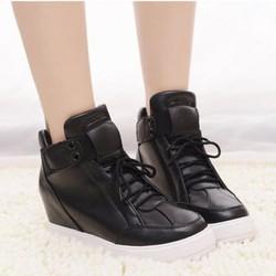B262D - Giày Boot Nữ thời trang cá tính