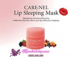 Mặt nạ ngủ môi mini CARE NEL Lip Sleeping Mask