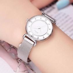 Đồng hồ nữ JULIUS JU964 màu trắng xinh sắn và trang nhã