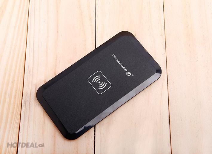 Bộ thẻ đế sạc không dây CoolCold MC-02A cho điện thoại  HĐH Android 2