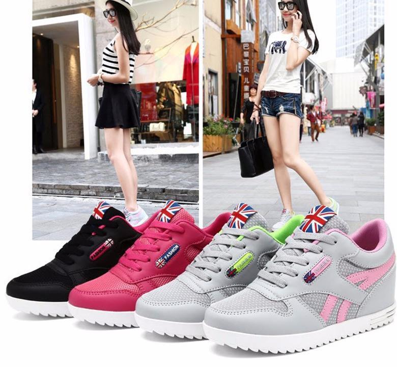 TT038H- Thoitrangxinh - Giày thể thao phong cách Hàn Quốc 1
