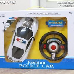 Xe điều khiển từ xa bằng volang Policce tỉ lệ 1:14 - Mã số: XE1601