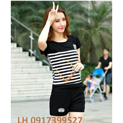 BỘ ĐỒ THỂ THAO NỮ THỜI TRANG MỚI R167971