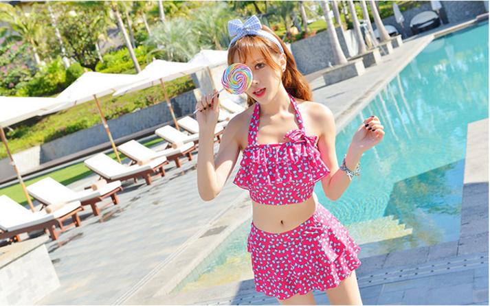 Bikini 2 mảnh cực dễ thương BK025 3