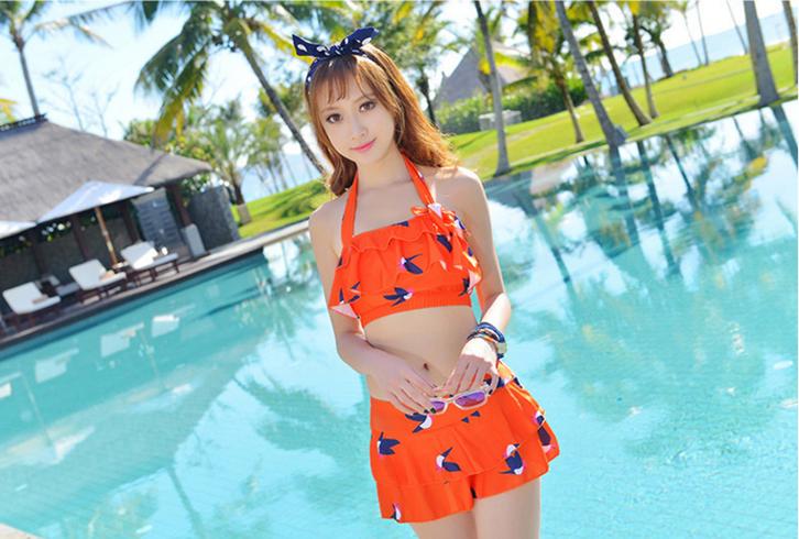 Bikini 2 mảnh cực dễ thương BK025 10