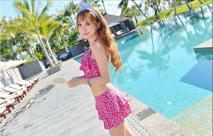 Bikini 2 mảnh cực dễ thương BK025 5