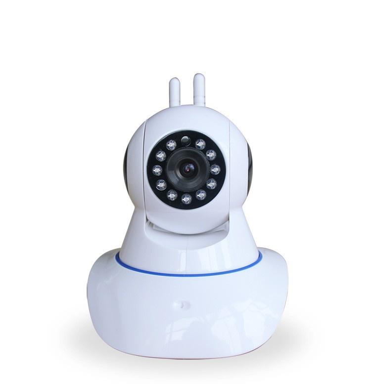 Camera IP xoay 360 độ Yoosee X7400 có 2 ăng ten 2