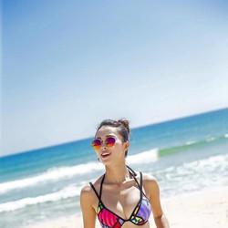 Bikini đi biển style Korea