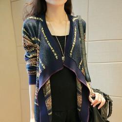 Áo Cardigan dệt kim nữ, thiết kế mới sang trọng, kiểu dáng quyến rũ.