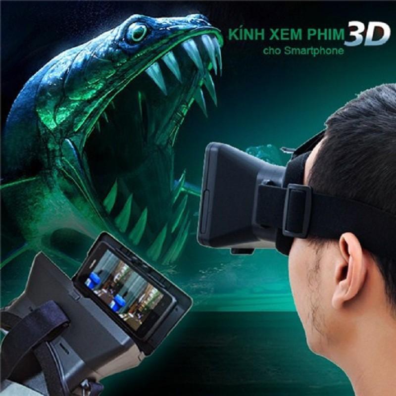 Kính thực tế ảo VR 3D Virtual Arruda 5