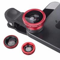 Lens chụp hình 3 in 1 cho điên thoại cực nét