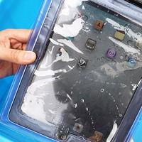 TÚI CHỐNG NƯỚC BẢO VỆ iPad 8 inch CÓ THỂ CHỤP HÌNH DƯỚI NƯỚC