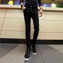 AK81006 Quần jeans Hàn Quốc phong cách, đẳng cấp, sành điệu