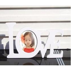 Bộ Khung Ảnh Để Bàn Chữ Love