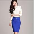 Hàng nhập_Chân váy bút chì- CÓ NHIỀU MÀU-Phong cách Hàn Quốc-V02